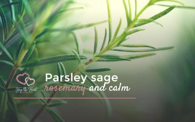 Parsley Sage Rosemary and Calm