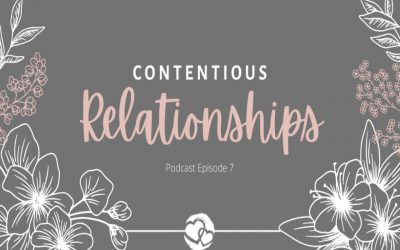 Contentious Relationships